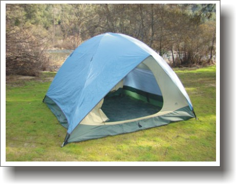 Our small dome tents are apporoximately 8u0027X8u0027 in size and will sleep 2 people with loads of extra space or 3 but a little cozier. & Dome Tents Sleeping Bags Foam Pads and Cots
